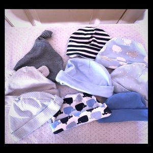 NWOT Infant Hats